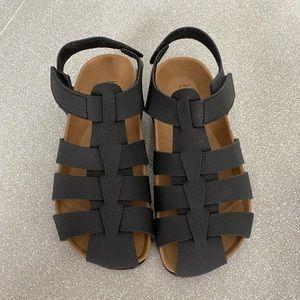 New in box Biotime kids sandals